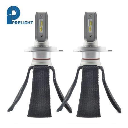 Car 5S-PLUS NARVA series LED headlight H4 H7 9004 9007 9012 H11 headlight bulbs 4000LM 6500K lighting system