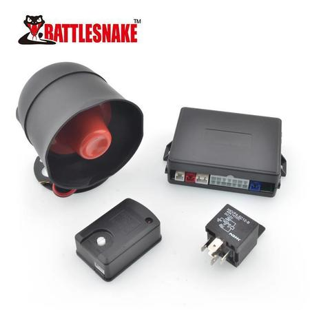 Upgrade car alarm system TRF without remote control for South America market