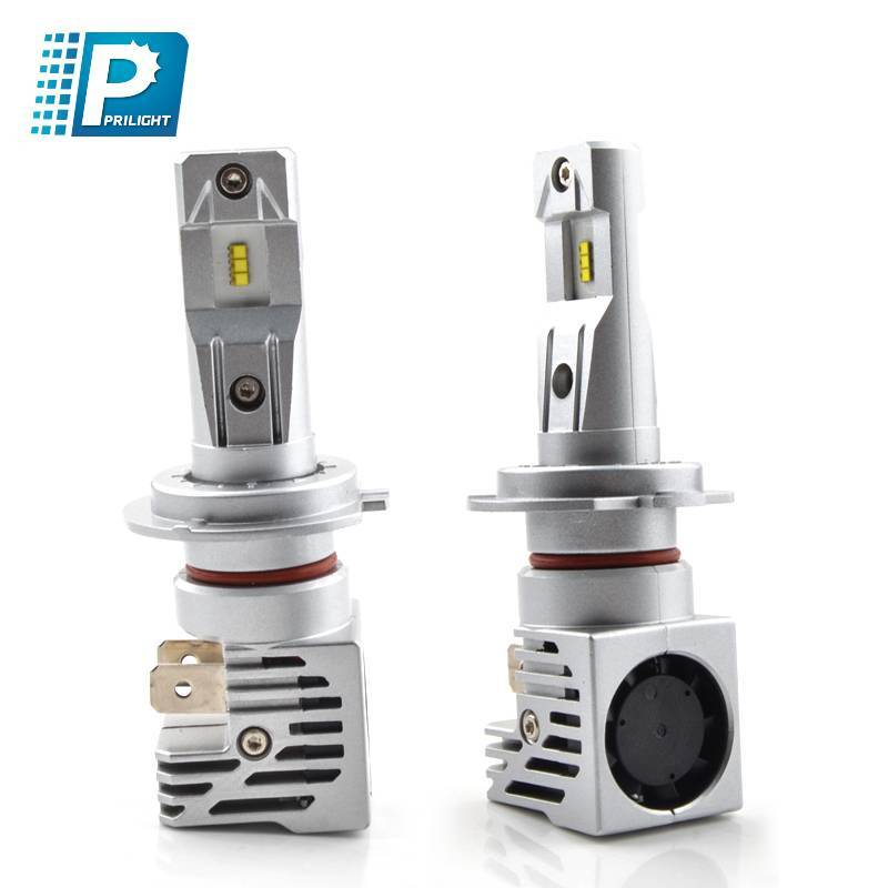 NEW product M3 H7 car LED headlight import chip small size super brightness LED headlight kit