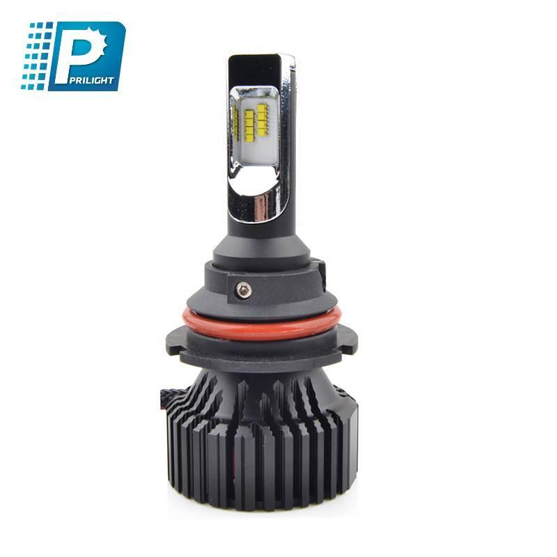 Car lighting system T8-ZES 9004 9005 9006 9007 9012 H4 H7 H8 H10 H11 H13 H16 P13 PSX24 PSX26 LED headlight kit