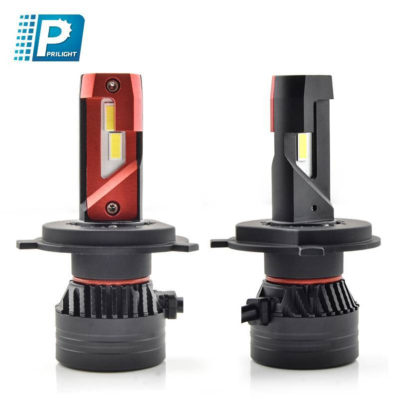 NEW product F3 H4 car LED headlight 45W super high lumen auto light