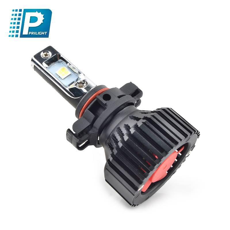 T8 Cree chip car LED headlight kit 9004 9005 9006 9007 9012 H4 H7 H8 H11 H13 H16 P13 PSX24 PSX26 8000lm headlight
