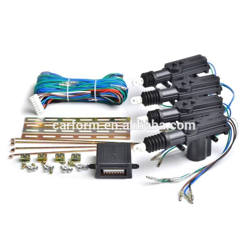 Newest High Power Central Locking System CF301MA Car Door Actuator for Any Car 12V Power Door Lock kit