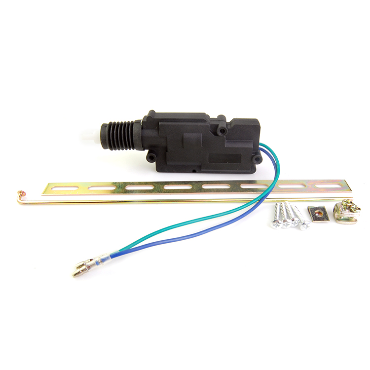 New model special shape CF307 2-wire high power central locking system central door actuator