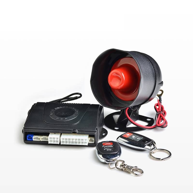 With hopping code one way car alarm CF790T22