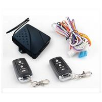 With original car horn output keyless entry system