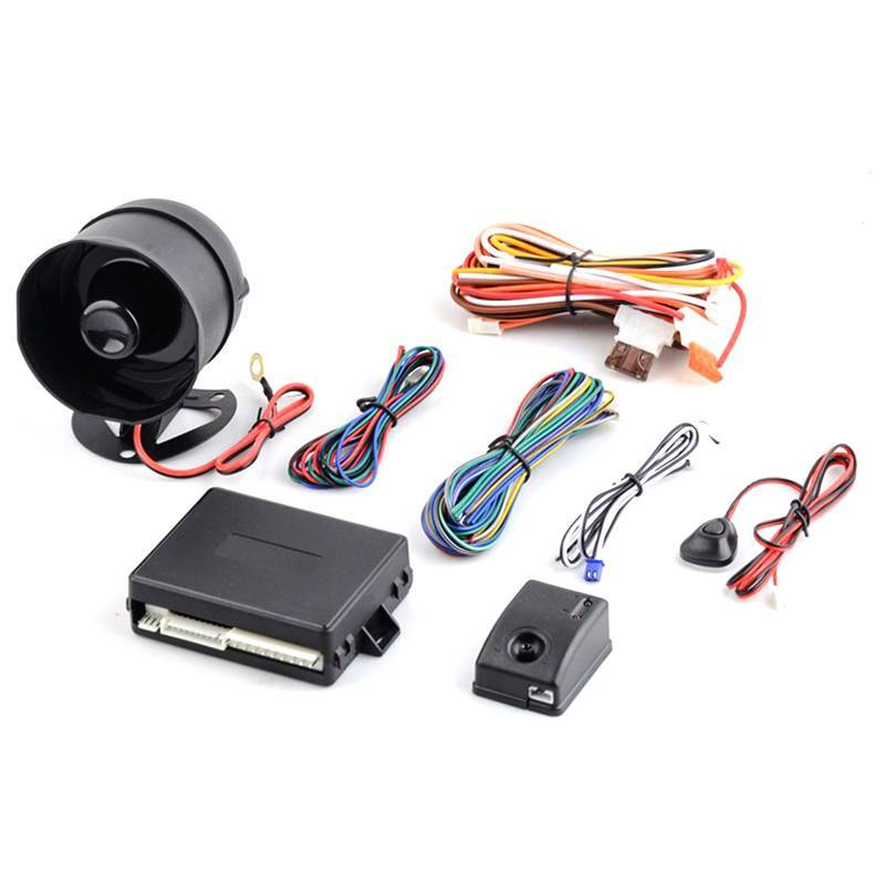 Upgrade one way car alarm system CF898UP-03