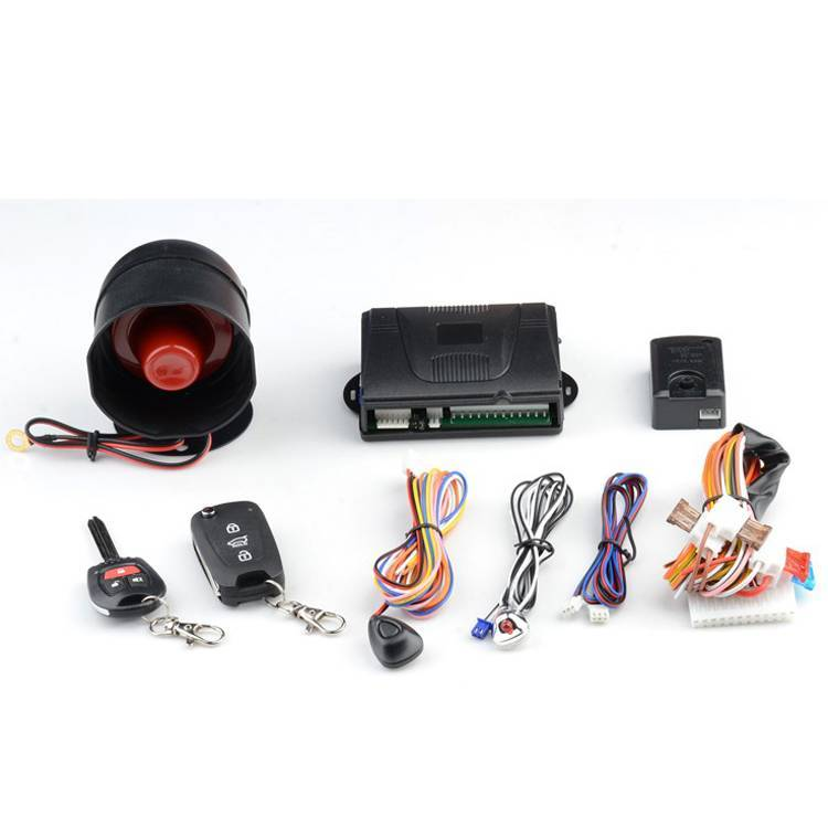 New suit for BUS/TrunK 24V one way car alarm security system CF780-24V