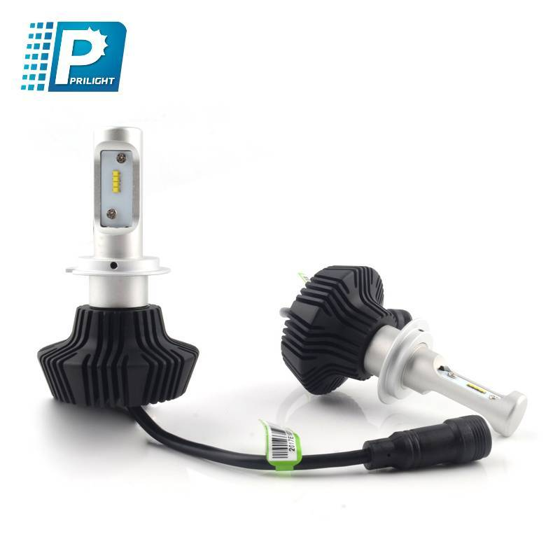 New type dual color hight bright car LED headlight 6500K and 2200K to optional car led light