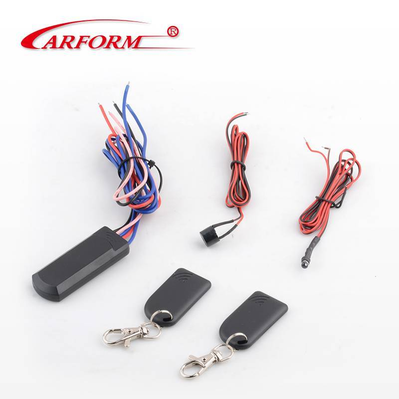 Car RFID immobilizer& 2.4GMHZ immobilizer system for car and motorcycle