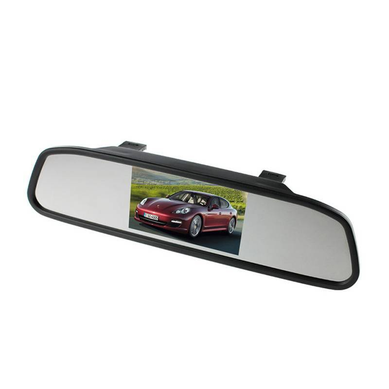 4.3 inch Car Rear View Mirror Monitor CF430D