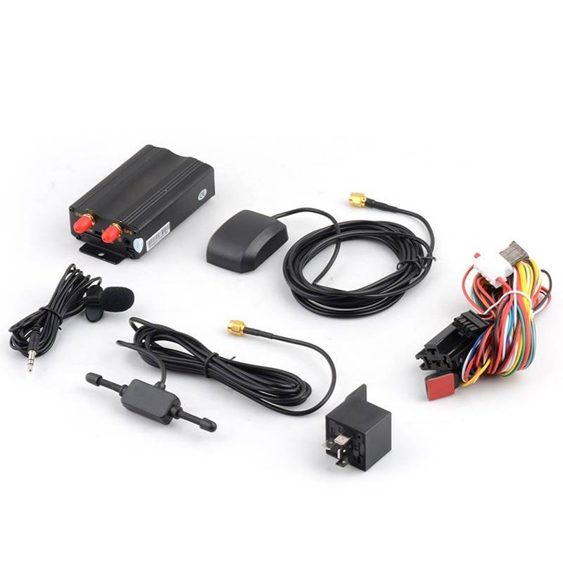 Classic Type Real Time Tracking GPS Car Tracker
